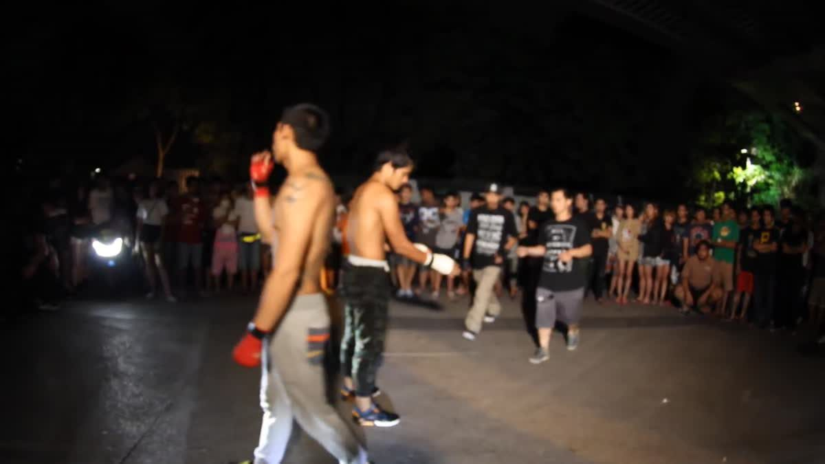 Fight Club Thailand ชนะ x เดช คู่ที่ 7