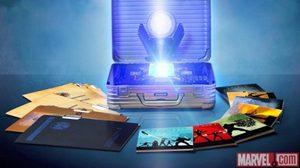 The Avengers Boxset Blu-ray ที่สุดอลังการแห่ง ค่าย Marvel