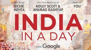 India in a Day! เรื่องราวที่ดินแดนภารตะอยากเล่าให้โลกฟัง