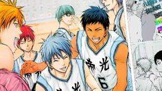 การ์ตูน Kuroko no Basket  ประกาศจบแล้วในเดือน มี.ค. 2014!!