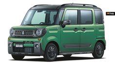 Suzuki ประกาศเปิดตัวรถกล่อง Suzuki Gear Spacia ปลายเดือนนี้