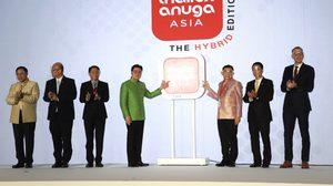 """รับมือส่งออก! จุรินทร์ นำพาณิชย์ จัด THAIFEX–ANUGA ASIA 2020 แบบ """"The Hybrid Edition"""" นำอาหารไทยสู่ตลาดโลก พร้อมจับมือ 4 กระทรวง MOU มาตรฐานความปลอดภัยอาหารจากโควิด-19"""
