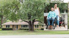 รีโนเวท บ้านเดี่ยวชั้นเดียว ตอบโจทย์ผู้พิการวีลแชร์ใช้ชีวิตได้ง่ายสบายขึ้น