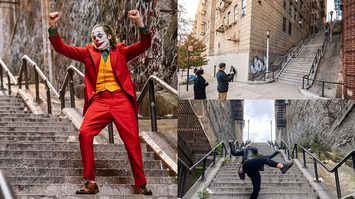 เข้าขั้นตำนาน!! บันไดจากภาพยนตร์ Joker กลายเป็นแหล่งท่องเที่ยวยอดนิยมของมหานครนิวยอร์ค