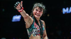 แสตมป์ คว้าชัย MMA, แสงมณี ประเดิมสวย ศึก ONE: MASTERS OF FATE ที่มะนิลา