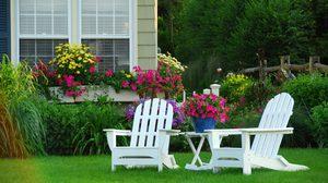 เทคนิค แต่งสวนหน้าบ้าน ให้ดูสดชื่นและมีชีวิตชีวา
