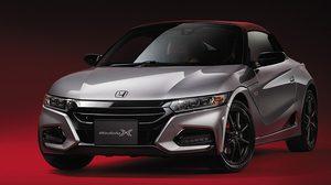 Honda S660 Modulo X 2018 ตัวสปอร์ตรุ่นแต่งพิเศษ ราคา 8.14 แสนบาท