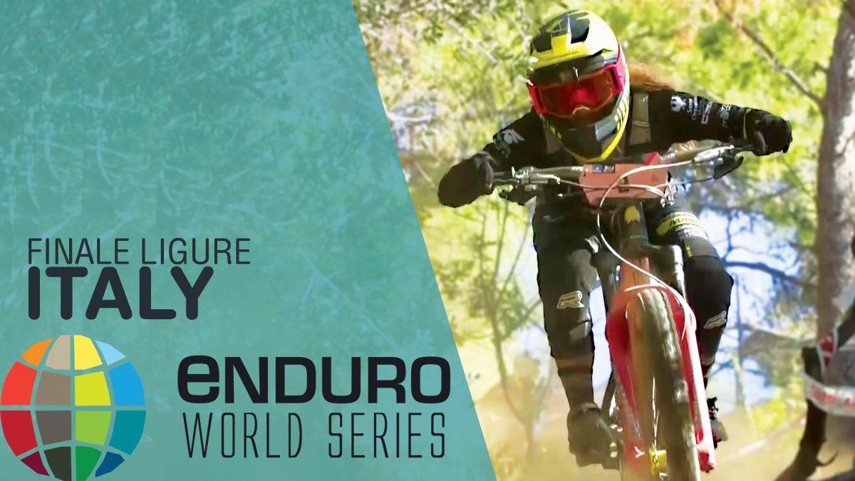 รายการ Enduro World Series Season 18 | การแข่งขันจักรยานเสือภูเขา EP.8 [FULL]