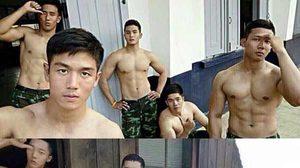 ทหารไทยไม่แพ้ชาติใดในโลก! อวดกล้ามถ่ายรูปเทียบซีรีส์ Descendants Of The Sun