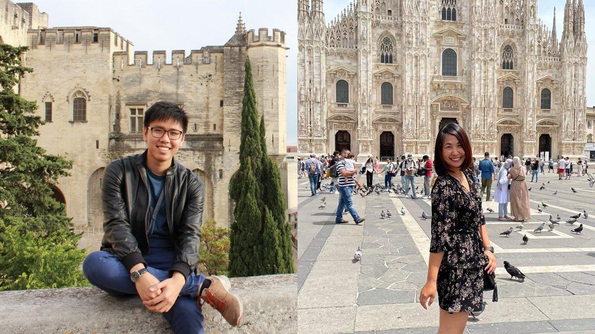 2 ศิษย์เก่า CMMU แชร์ประสบการณ์จากเด็กนักเรียนแลกเปลี่ยน โกอินเตอร์ทำงานที่บังกลาเทศ-ฝรั่งเศส