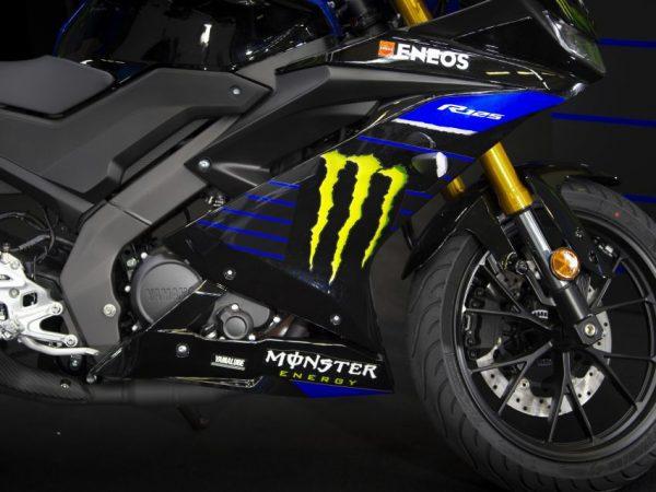 2019 Yamaha YZF-R125 Monster MotoGP