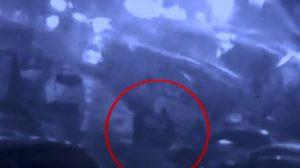 ตำรวจตรวจจุดเกิดเหตุ เด็ก 4 คน ตกตึก ซ.รามคำแหง 34