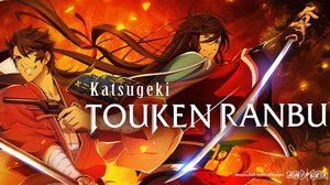 แนะนำอนิเมะยุคจุดสิ้นสุดซามูไร Touken Ranbu ซามูไรป่วยดาบ !!
