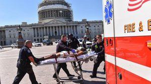 ปิดเมืองหลวงสหรัฐฯ หลังเหตุยิงปะทะ ที่รัฐสภา