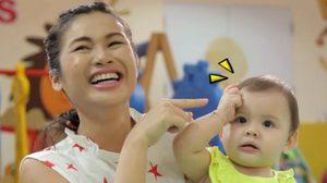 มาสอนลูกน้อย ด้วย Baby Sign กันเถอะ แม่จ๋า…หนูหิวนม!!