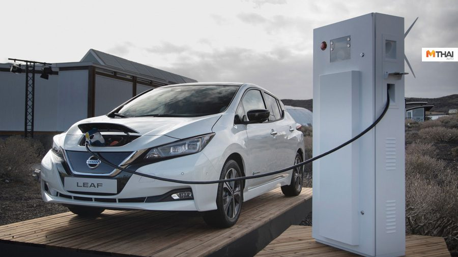 Nissan ให้ความรู้เกี่ยวกับ รถยนต์พลังงานไฟฟ้า ผ่านสื่อดิจิตอลเป็นครั้งแรก
