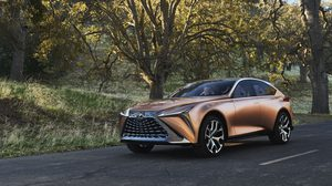 Lexus จดทะเบียนการค้าชื่อ LQ คาดน่าใช้เป็นชื่อรถ ครอสโอเวอร์เรือธง