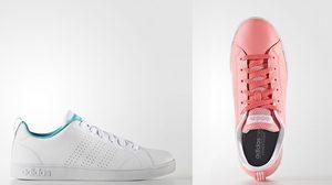 Adidas Neo รุ่น Advantage Clean สวยหวานจับใจ ราคาไม่ถึง 2,000
