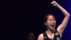 คนแรกของประเทศไทย!! น้องเมย์ รัชนก การันตีขึ้นแท่นมือหนึ่งของโลกเรียบร้อย