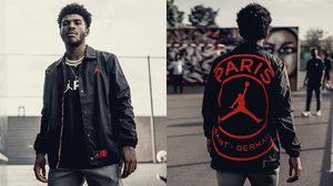 Paris Saint-Germain และ Jordan Brand เปิดตัวแจ็คเก็ตโค้ช สำหรับคนที่พลาดคอลเลคชั่นแรก!!