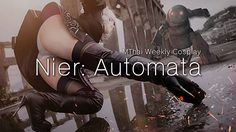 Nier: Automata จัดเต็ม! MThai Weekly Cosplay รวมไว้ให้แล้ว