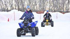 สนุกท้าหนาว บนลานหิมะ North Snow Land ประเทศญี่ปุ่น