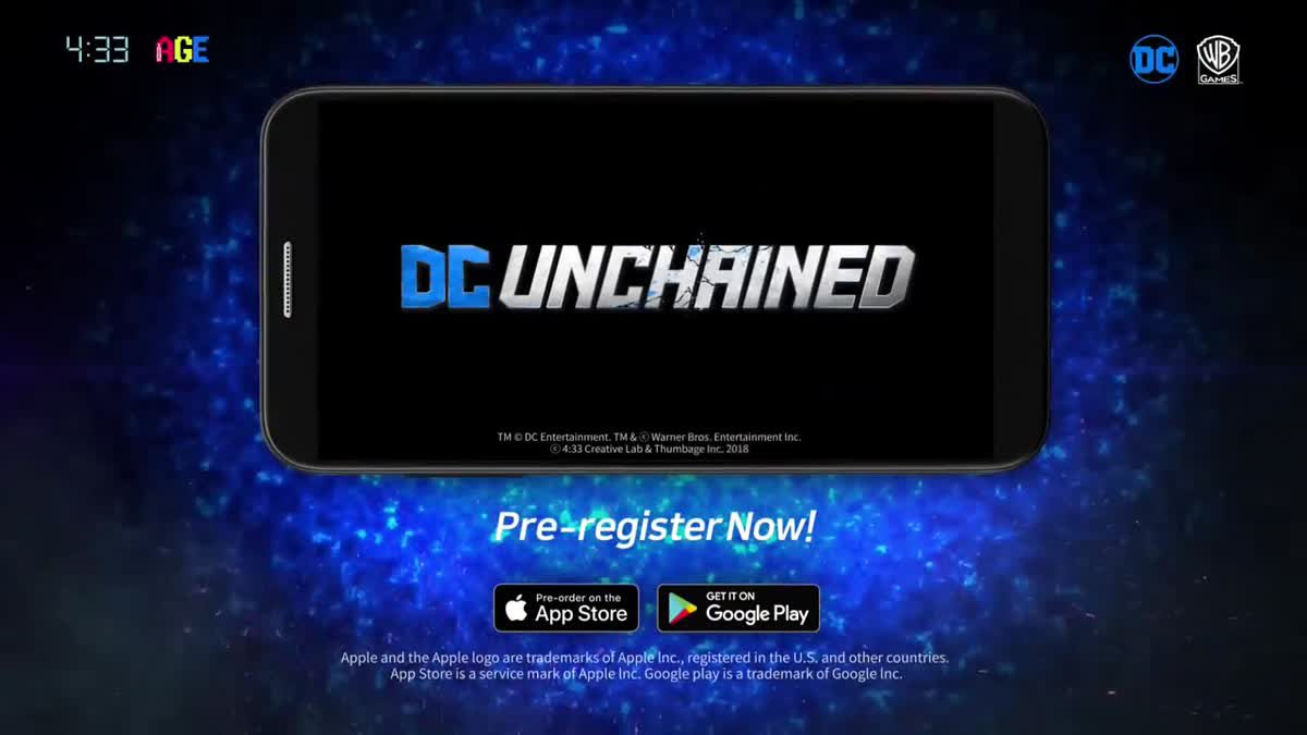 [ตัวอย่างเกม] DC Unchained เกมคอลเลคชั่น RPG รวมเหล่าฮีโร่ DC เปิดให้เล่นแล้ววันนี้