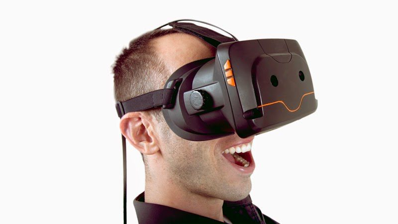Totem - VR headset with Camera for Real World Vision (1)