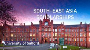 ทุนเรียนต่อที่สหราชอาณาจักร จาก University of Salford