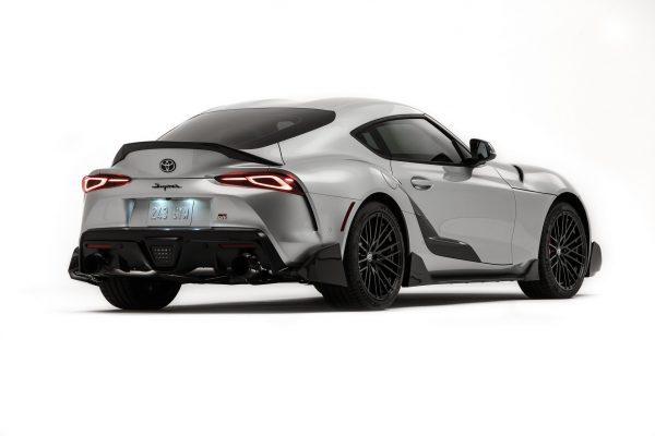 2020 Toyota GR Supra Performance Line Concept