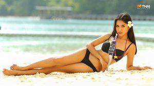 โค้งสุดท้าย มิสยูนิเวิร์สพม่า 2019 ปล่อยภาพชุดว่ายน้ำ เรียกน้ำจิ้มก่อนตัดสินจริง