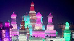 ยะเยือก เทศกาลหิมะและน้ำแข็งโลกที่เมืองฮาร์บิน เริ่มต้นแล้ว !!