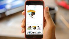 ล่าสุดเราสามารถใช้งาน Bitmoji ในแอพ Snapchat ได้แล้ว