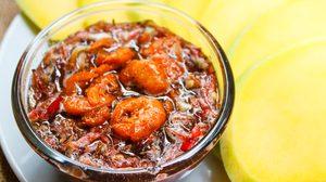 สูตรมะม่วงน้ำปลาหวาน อร่อยฉ่ำๆ กับกุ้งแห้งตัวโต แค่คิดก็น้ำลายสอแล้ว!!
