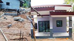 รีวิว กู้บ้าน ธอส. ชั้นเดียวงบสร้างบ้าน 780,000 รวมตกแต่ง