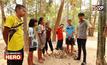 Five minutes Bighero : ศราวุธ จันทาสุข HERO ผู้นำเยาวชนพิทักษ์ป่าชุมชน ตอนที่ 2/5
