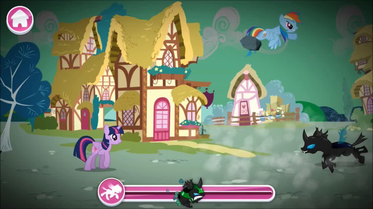 เกมส์ฝึกทักษะสำหรับเด็ก My little poly Quest ดาวน์โหลดฟรี!