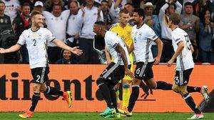 ผลบอล : ชไวนี่ ลงมาปิดกล่อง!! เยอรมัน เชือดนิ่ม ยูเครน ซิว3แต้มประเดิม ยูโร กลุ่มซี