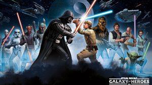 เกมส์มือถือน่าเล่น : Star Wars  Galaxy of Heroes
