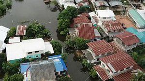 น้ำท่วมขอนแก่น ขยายวงกว้างขึ้น บ้านเรือนจม 150 หลังคา