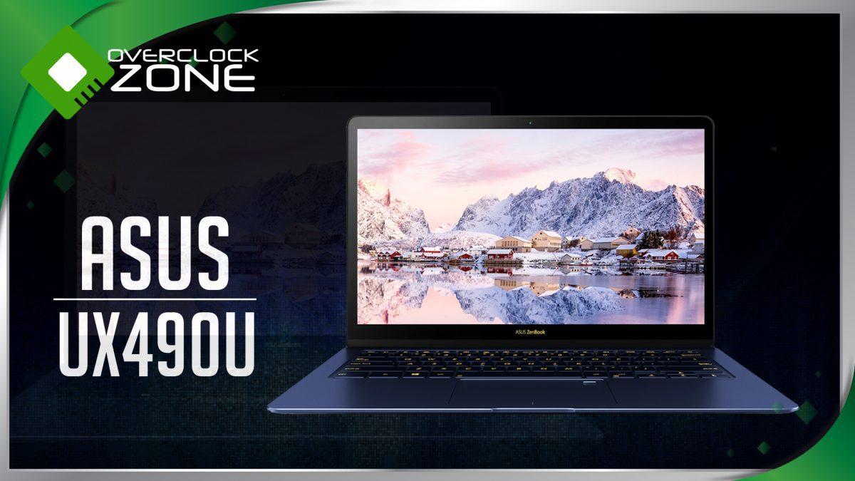 รีวิว ASUS Zenbook 3 Deluxe UX490UA : Ultra-Thin Laptop
