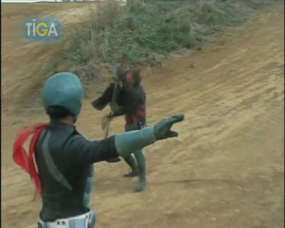 Masked Rider ตอนที่ 13-3