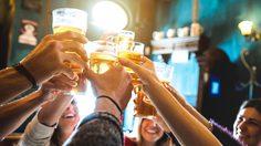 ไขข้อสงสัย ทำไม ดื่มเบียร์แล้วอ้วนลงพุง