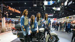Harley – Davidson เปิดตัวรถมอเตอร์ไซค์รุ่นตกแต่งพิเศษ (CVO™)  และซอฟเทล (SOFTAIL™) ประเดิมร่วมงานมอเตอร์ เอ็กซ์โป ครั้งที่ 34