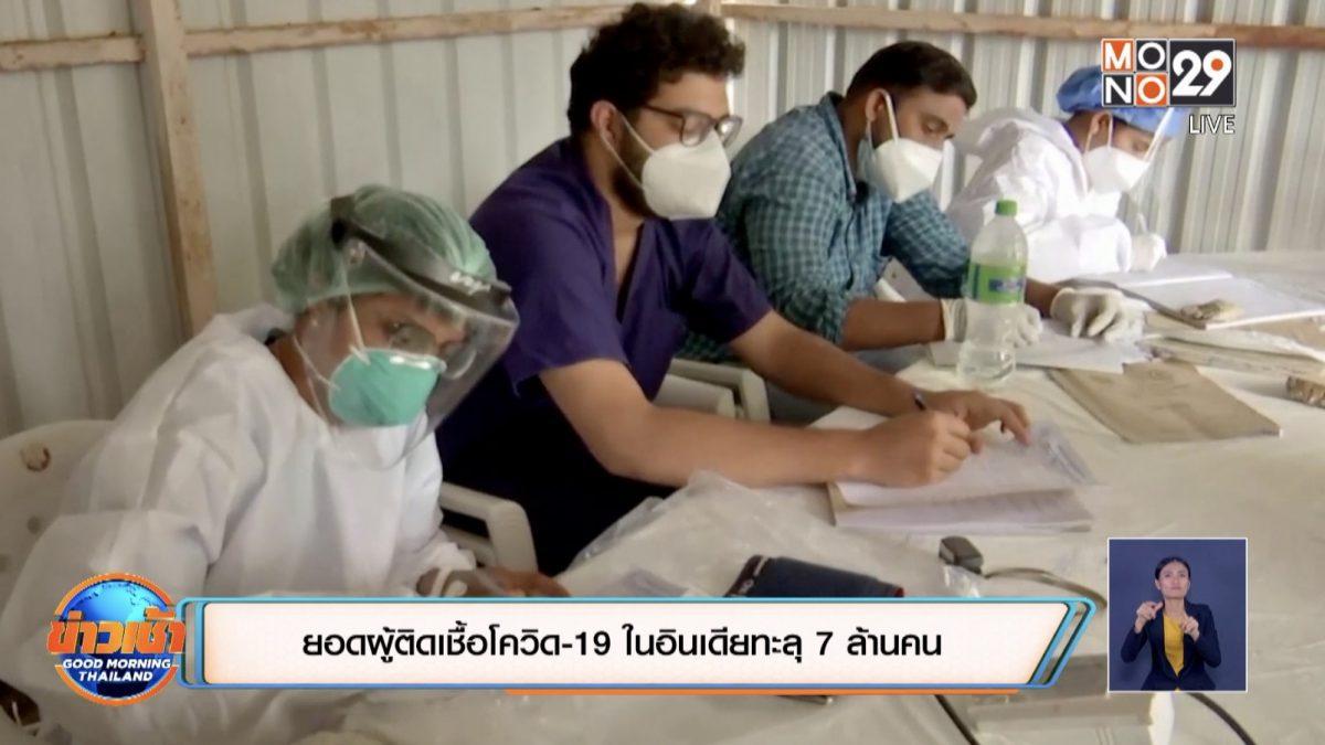 สถานการณ์ไวรัสโควิด-19 ในต่างประเทศ 12-10-63