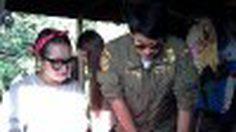 ปลื้ม! ตุ๊กกี้ ใจบุญตาม บิณฑ์ บรรลือฤทธิ์ ช่วยหญิงป่วยโปลิโอ
