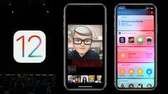 Apple เปิดตัว iOS 12 แรงขึ้น พร้อมเพิ่ม Memoji ใหม่และ FaceTime พร้อมกันได้สูงสุด 32 คน