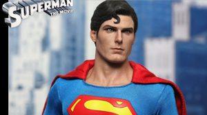 Hot toys คืนชีพ Christopher Reeve อีกครั้งกับ Superman 1/6th Collectible Figure