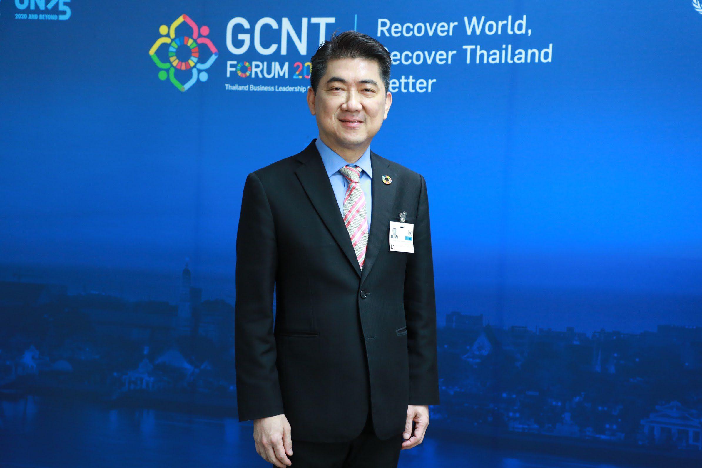 """ซีพีเอฟ ยก""""เป้าหมายความยั่งยืน"""" เป็นหัวใจดำเนินธุรกิจ เน้นดูแลบุคลากรอย่างดี ร่วมฟื้นฟูประเทศไทยหลังโควิด-19"""