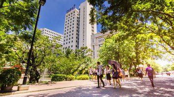 DPU ต้นแบบนำร่อง Smart Campus 5G